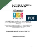 2.1.1.7 Propuesta Cacao San Buenaventura