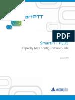 SmartPTT PLUS Capacity Max Configuration Guide