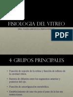 7.2 Fisiología Del Humor Vítreo