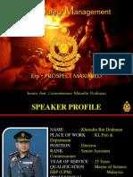 Tuan Hj Khirudin Bin Drahman -11 Nov 2014