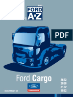 Manual Ford Cargo 3132