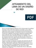PLANTEAMIENTO DEL PROBLEMA DE UN DISEÑO DE RED.pptx