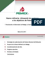 PERFIL DE LA NUEVA REFINERIA PEMEX.pdf