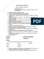 Banco de Preguntas Primer Ciclo-geologia Del Petroleo