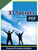 33 Secrets