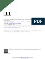 Welfare-State Regress in Western Europe-Politics, Institutions, Globalization, And Europeanization-Walter Korpi