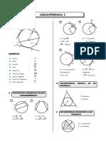 Geometria Circunferencia i 3año