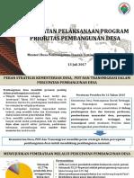 4.1.1 Percepatan Pembangunan Desa 1-3 Maret 2017 (Revisi4)