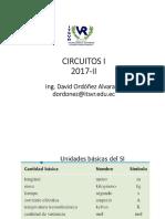 Circuitos i - Teoria 1er Examen Parcial 2017-II (1)