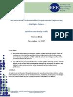 IREB CPRE ‑ RE@Agile Primer ‑ Syllabus