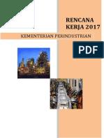 Renja Kemenperin 2017 - Versi Buku