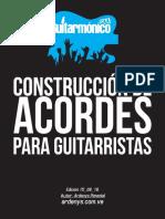 Guitarmonico Construccion de Acordes