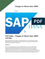 GST India- Master data-.docx