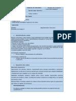Manual de Funciones Cocacola Companys