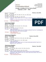 1718 SemesterTwo CCA Course Session Dates