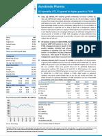 Aurobindo Pharma 13022018