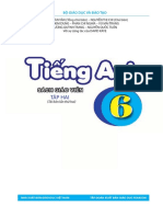 SGV Tieng Anh 6 Thi Diem Tap 2