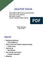 PracticalPoEtutorial 7-10-17