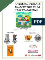 Final Provincial Novelda - XXXVI Jocs Esportius de La Comunitat Valenciana