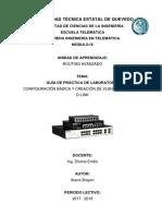 Guía de Laboratorio Práctica en Dlink