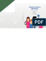 DigCompEdu. Irakasleen gaitasun digitalerako marko europarra