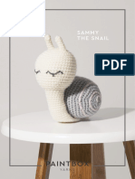 10130112 Sammy the Snail in Paintbox Yarns DK CRO TOY 006 Downloadable PDF 2