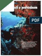 Opasnosti u podvodnom ribolovu