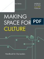 Making Space for Culture