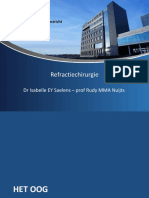 Refractiechirurgie. Dr Isabelle EY Saelens prof Rudy MMA Nuijts.pdf
