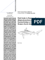 Field Guide to Requiem Sharks (Elasmobranchiomorphi Carcharhinidae) of the Western North Atlantic