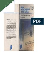 CARDOSO, Ciro Flamarion. Uma introdução à história.pdf