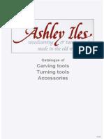 Catalogue Ashley Iles