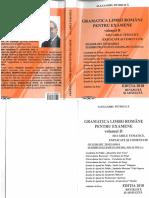 Alexandru Petricica - Gramatica Limbii Romane Pentru Examene 2018 Volum 2