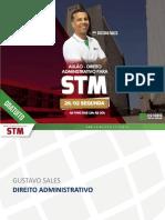 DireitoAdministrativo - Gustavo Sales