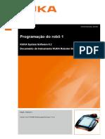Programação de Robô KRC4 1 (V1) Pt
