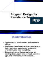 Chap17-Program Design for Resistance Training