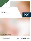 NSAID s. Reumatologie. Alle Aandacht