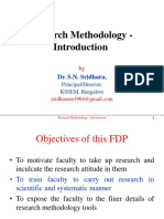 Research Methodology - KSSEM - SNS