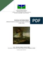TESE BRITO - Ficção Científica Modernidade
