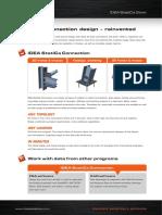 Leaflet - IDEA StatiCa Steel