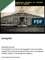 Espíritas Maçons e a Iconografia Maçônica Do Sanatório Espírita de Uberaba
