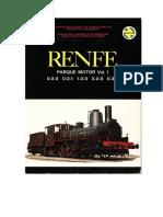 Renfe Parque Motor Vol 1