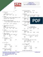 Algebra 3º Nº 6 Prod. Notab