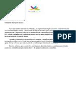 Informe Variação Na Taxa de Condominio