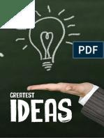 Bagaimana Cara Mencari Idea