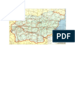 Map of Bulgaria