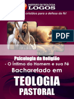 15 - BEL Teologia Pastoral Psicologia Da Religiao