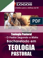 14 - BEL Teologia Pastoral Teologia Pastoral