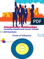 Interpersonal Relationships 30 06 08