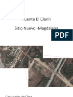 Ponteadero Palermo - Sitio Nuevo